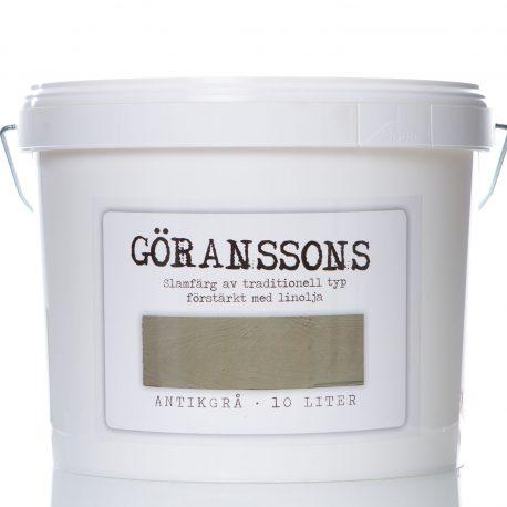 Göranssons antikgrå 10L