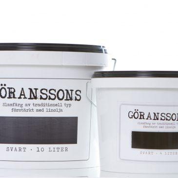 Göranssons svarta slamfärg