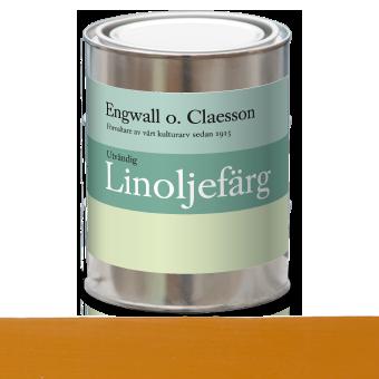 Guld Ockra utvändig Linoljefärg