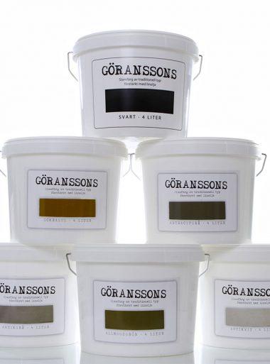 Göranssons slamfärger