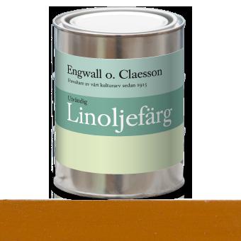 Ljus Ockra utvändig Linoljefärg